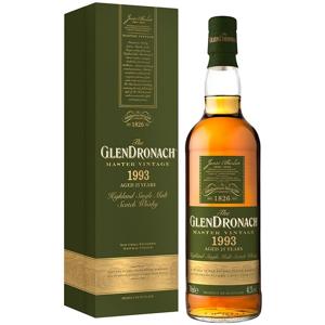 GlenDronach Master Vintage 25y 1993 0,7l 48,2% GB L.E. / Rok lahvování 2019
