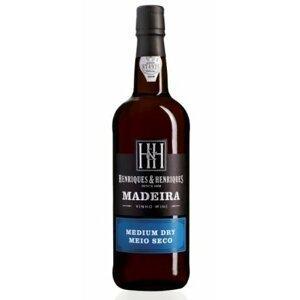 Madeira Henriques & Henriques Medium Dry 0,75l 19%