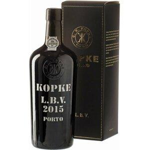 Kopke Late Bottled Vintage 2015 0,75l 20% GB