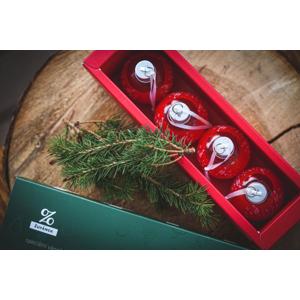 Žufánek Vánoční alko koule 2020 4×0,06l