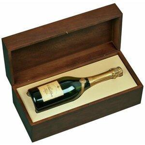 Cuvée William Deutz Prestige 2009 0,75l 12% Dřevěný box