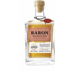Baron Hildprandt Slivovice Limitovaná Edice 2002 0,7l 50% 0,7l