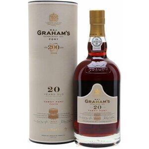 Graham's 20y Tawny 0,75l 20% 0,75l