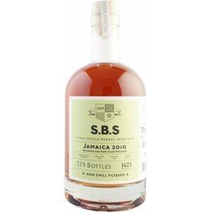 S.B.S. Jamaica 10y 2010 0,7l 52%