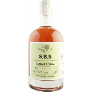 S.B.S Jamaica 6y 2014 0,7l 50%