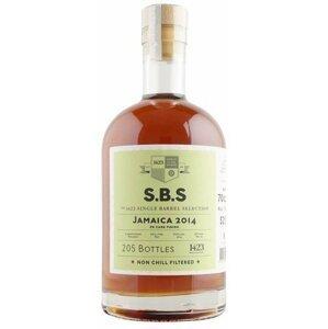 S.B.S Jamaica 2014 0,7l 52% / Rok lahvování 2020