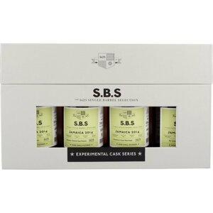 S.B.S Experimental Cask Series Jamaica 2014 4×0,7l GB