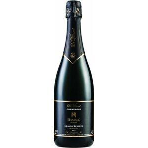 HAMSIK Champagne Grande Reserve Premier CRU Brut 0,75l 12,5%