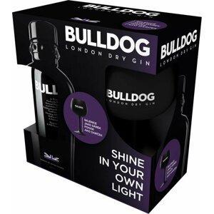 Bulldog Gin 0,7l 40% + 1x sklo GB