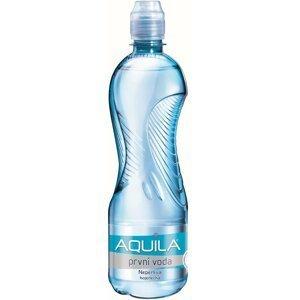 Aquila neperlivá kojenecká Sport 6×0,75l PET