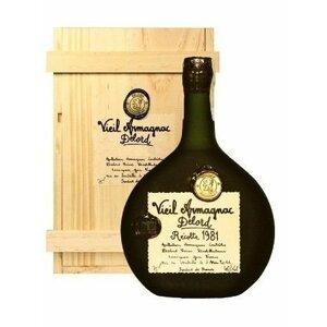 Armagnac Delord 1981 0,7l 40%