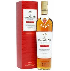 Macallan Classic Cut 0,75l 51,2% GB / Rok lahvování 2018