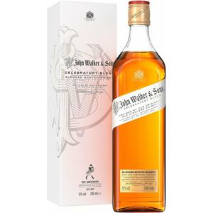 Johnnie Walker Celebratory Blend 0,75l 51% GB L.E.