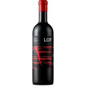 LOF Cabernet Sauvignon 2017 0,75l 13,5%