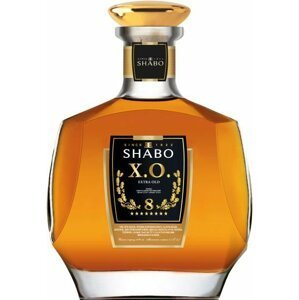 Brandy Shabo X.O. 8 0,5l 40%