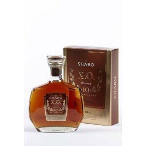 Brandy Shabo X.O. 10 0,5l 40%