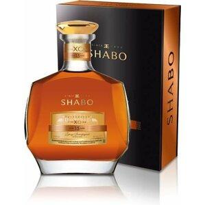 Brandy Shabo X.O. 15 0,5l 40% GB