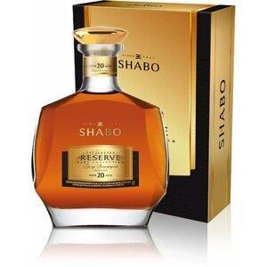 Brandy Shabo Reserve X.O. 20 0,5l 42% GB