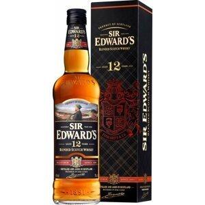 Sir Edward's Blended Scotch Whisky 12y 0,7l 40% GB