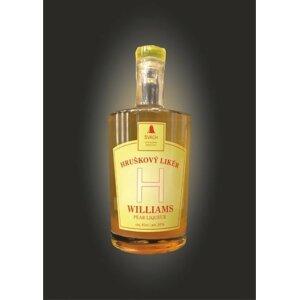 Hruškový likér Williams 0,5l 20%