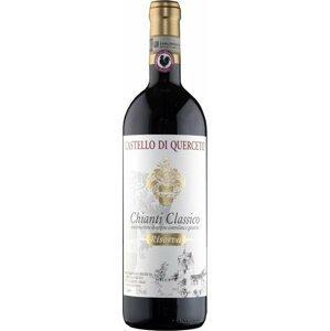 Castello di Querceto Chianti Classico Riserva 2014 0,75l 13,5%