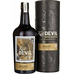 Hunter Laing Kill Devil Belize 12y 0,7l 46% GB