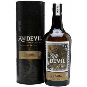 Hunter Laing Kill Devil Guyana 17y 1999 0,7l 46% GB / Rok lahvování 2016