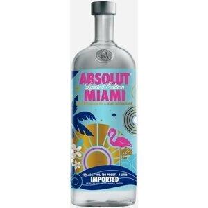 Absolut Miami 1l 40%