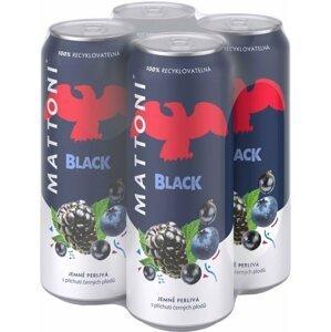 Mattoni Black 4×0,5l