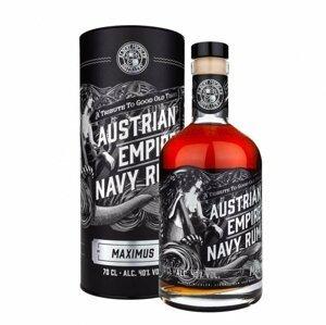 Albert Michler Austrian Empire Navy Maximus 0,7l 40%