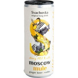 Moscow Mule Svachovka 0,25l