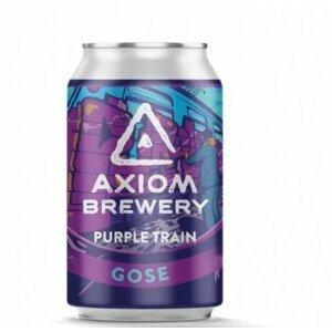Axiom Purple Train 0,33l 4,5%