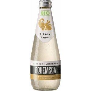 Bohemsca Bio Citron a Zázvor 0,33l
