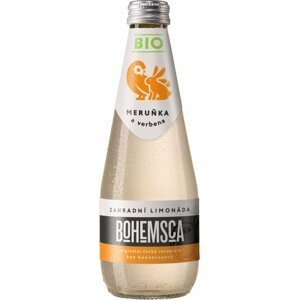 Bohemsca Bio Meruňka a Verbena 0,33l
