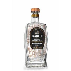 Radlík Hruškovice Clappova 0,5l 45%
