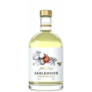 Anton Kaapl Jablkovice s Medovými Víčky 0,5l 35%