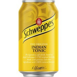 Schweppes Indian Tonic 6×0,33l