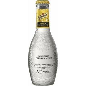 Schweppes Tonica & Toque De Lima 0,2l