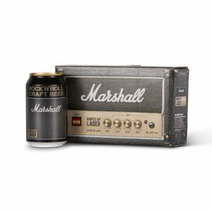 Marshall Amped Up Lager 3×0,33l 4,6%