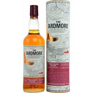 Ardmore Port Wood Finish 12y 0,7l 46%