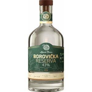 Borovička