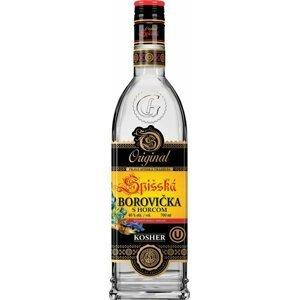 Spišská Originál Borovička s Horcom 0,7l 40%