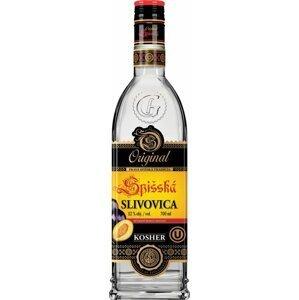 Spišská Originál Slivovice 0,7l 52%