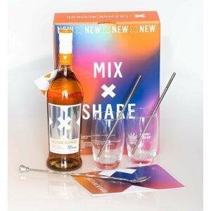 Glenmorangie X Coctail Mix 0,7l 40% + 2x sklo