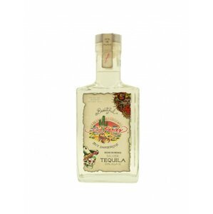 Ed Hardy Silver Tequila 0,75l 40%
