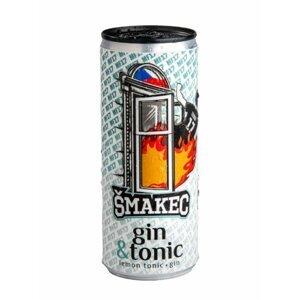 Šmakec Gin & Tonic Exklusivní Edice Martin Fenin 0,25l 10,1%