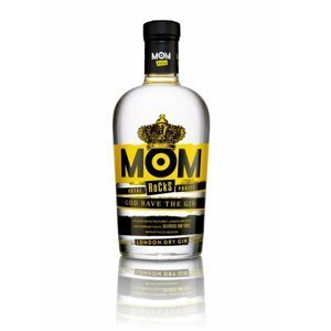 Mom Gin Rock 0,7l 37,5%