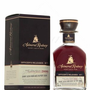 Admiral Rodney Officer's Releases No.1 2006 0,7l 45% GB
