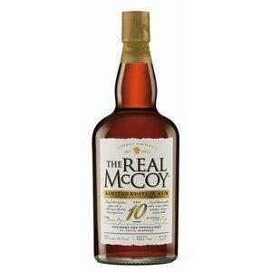 The Real McCoy Virgin Oak Cask 10y 0,7l 46% L.E.
