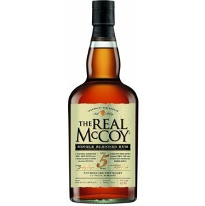 The Real McCoy 5y 0,7l 40%